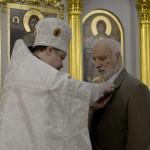 Награждение Тростникова В. Н.